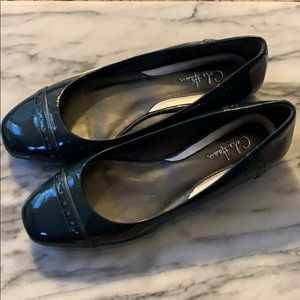 Cole Haan Nike Air sole flats